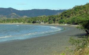 Guanacaste Beaches Playa Panama Beach Costa Rica