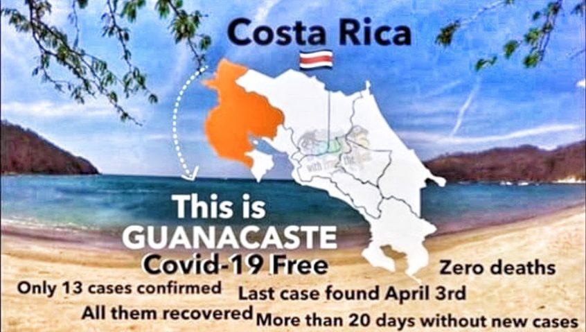 Costa Rica Covid 19